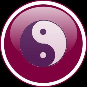 icon ying yang