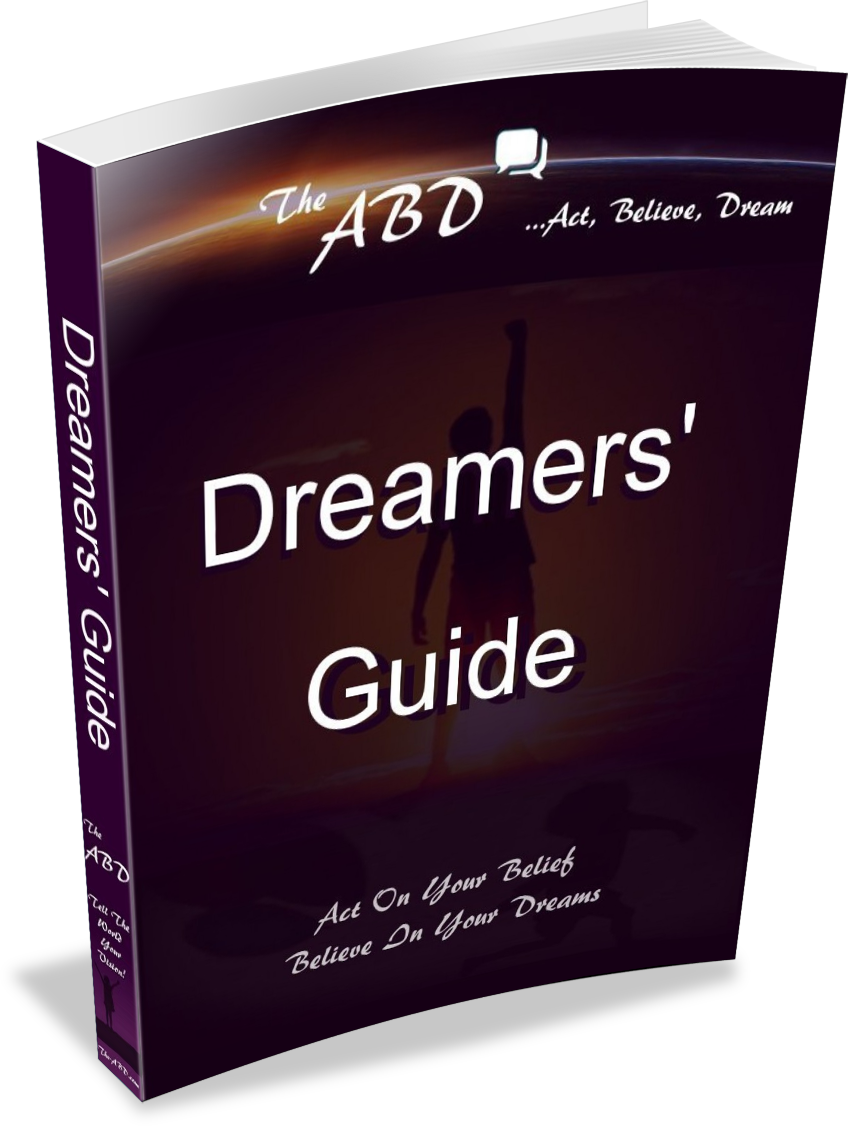 Dreamers Guide Cover